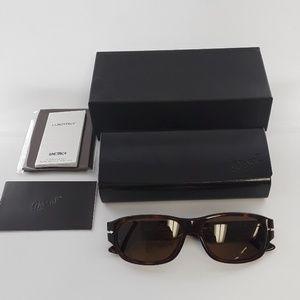 7c47904642d2 NIB Persol 3068-S Havana Polarized Sunglasses